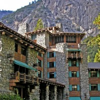 Majestic Yosemite Hotel Exterior