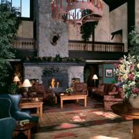 Tenaya Main Lobby