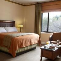 Majestic Yosemite Hotel classic room