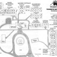 Big Trees Lodge map