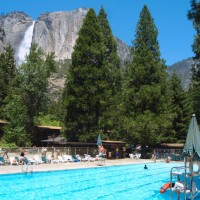 Yosemite Lodge Pool