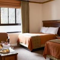 Majestic Yosemite Hotel standard room