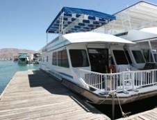 Trinity Lake Marina and Houseboats - Houseboats & Amenities