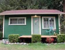 Woodland Villa Cabins