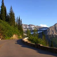 Going to Sun Road