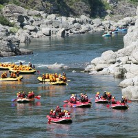 Whitewater Rafting and Scenic Floats