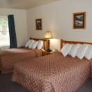Lake McDonald Lodge Highlights