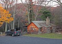 skyland cabins
