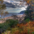 Acadia's Beautiful Fall Foliage
